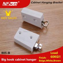 Cabinet hanging bracket, furniture cabinet hanger, kitchen bracket