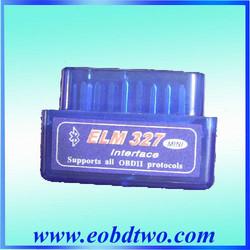 2015 Hot Sale!! Auto Code reader Super MINI ELM327 V2.1With Bluetooth