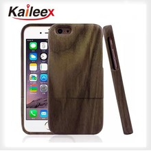 For iPhone 6 Wood Case