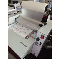 dry film photoresist laminator Hot-roll Dry Film PCB Laminator