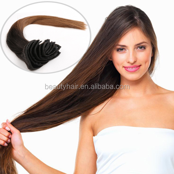 Wholesale Clip In Hair Extensions Cheap 12