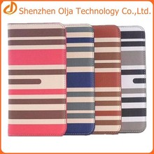 pu leather case for samsung galaxy s6,colorful pu leather case for samsung galaxy s6 case with card slot