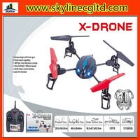 2.4G remote control X-drone quadrotor rc helicopter