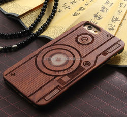 natural wood phone cases for iphone 6, for iphone 6 wooden case