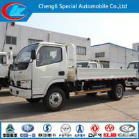 Famous Brand Dongfeng 4*2 3 ton light truck for hot sale