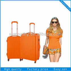Nice Universal Wheel Rolling ABS&PC Carry-on luggage Trolley Luggage