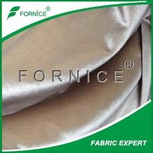 heavy micro diamond italian curtain knitted velvet fabric