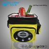 Aluminum insulated neoprene lunch semiconductor cooling cooler bags