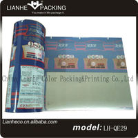 Pesticide transparent plastic packaging