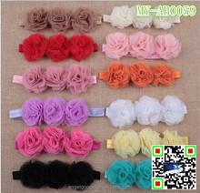 Cute baby headwear flower making baby headband MY-AB0059