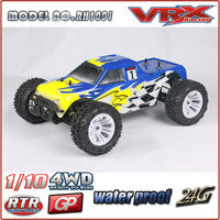 1/10th Scale 4WD Vrx OFF ROAD Electric RC CAR For sale