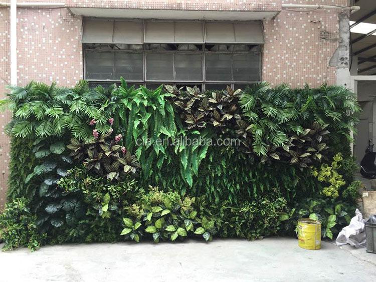Verticale tuin planten kunstmatige muur woonkamer muur-andere ...