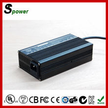 57.6v 2a li-ion battery charger for electric bike battery pack in high efficiency