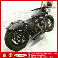 KCM952 Custom Black ABS motorcycle rear fender Hot Sell Rear Fender For Harley Bobber 883 1200 48 for sale