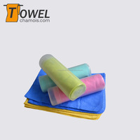OEM spuare hand towel for baby cleaning