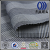 Polyester wool woven fabric with dog tooth pattern for men and women's colthing --W7259
