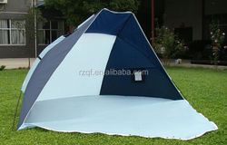 1-2 person single layer Pop Up Tent pop up tents for beach tent