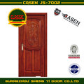 chino puerta de madera maciza retro