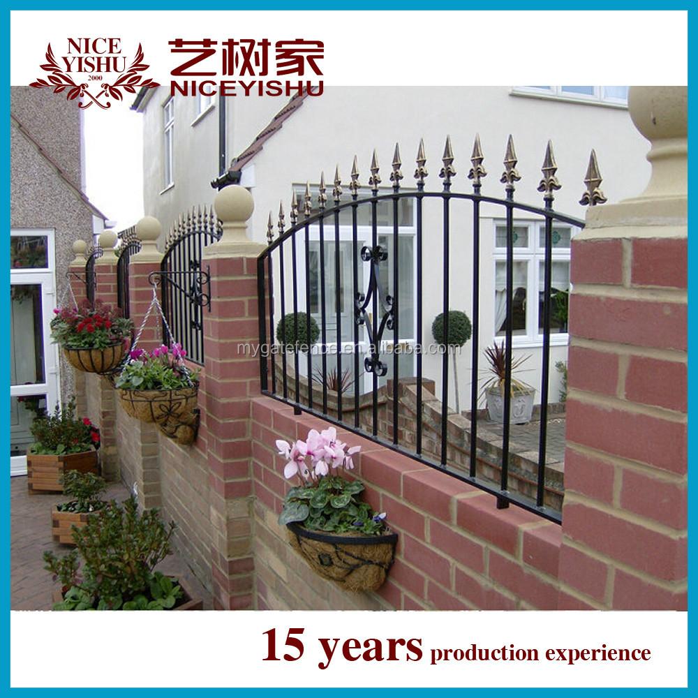 Iron Fence 2 ...