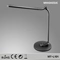 diseño para el hogar led regulable lámpara de mesa flexibles