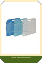 PVC document pouch for promotion item , gift , toy , stationery series
