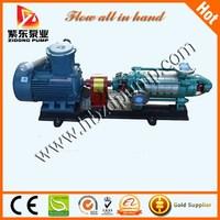 High Power multi stage slurry pump