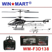 WM-F3D138 50cm 2.4G 3.5ch hobby helicopter