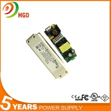 0-100W 48V IP65 CE RoHS triac dimmer led driver