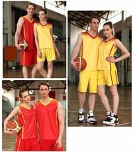 High quality basketball jersey sets cool design basketball uniforms wholesale hot sale basketball team wear