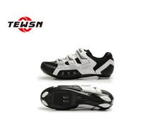 Air flow vents, non-slip outsole cycling shoes men