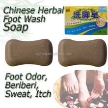 OEM Foot clean soap deodorant, beriberi, itch, effect herbal soap, wash foot