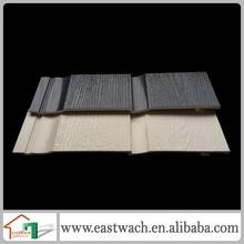 Modern waterproof pvc foam siding panel cladding pvc foam wall decorative material