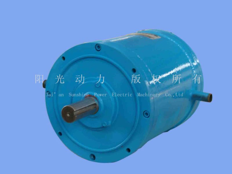 Pm brushless dc water cooling motor for electric car and for Liquid cooled ac motor