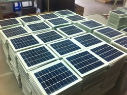solar panel solar charger Soalr Cells Bars&3 w 6V 220mA135mm*125mm Glass Laminated Polycrystalline Silicon Solar Cell