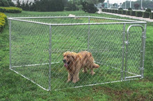 Dog Pet Animals Outdoor Enclosure Cage New Large Kennel Metal 3.8M x 2.3M x 1.8M