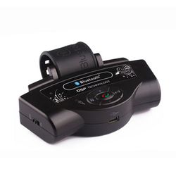 car steering wheel bluetooth hands-free speaker system mp3 player connect two phones number