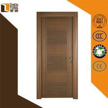Top sale wooden door for home or hotel decoration,mdf wood panel door design,cheap mdf door design
