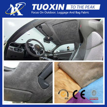 2014 Newest Italian Design car ceiling fabric upholstery leather alcantara from china