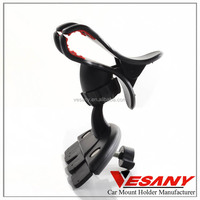 vesany flexible strong dule clip easy installation lasting punchy mobile phone car holder