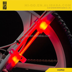 new products 2015 innovative product Creative Wireless LED Bicycle Wheel Light
