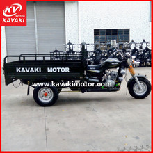 CCC Certificate Heavy Duty Cargo Tricycle 250cc Motor Truck / Motor Truck 200cc