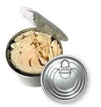 tuna canned