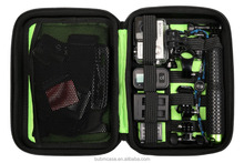 BUBM bag for Family Kit Go Pro accessories set/ accessories package bag/Outdoor Shockproof Portable Bag Go Pro Accessories