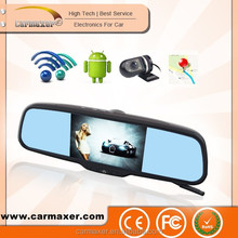 "5"" Capacitive Screen Android4.0 1080P WIFI car DVR auto dimming rear view mirror for special car"