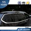 Auto Accessory For BMW X3 11+ Windom Trim 12sets (matte)