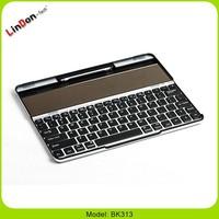 Top Quality Energy-Saving Portable Slim Wireless Solar Bluetooth Keyboard for New iPad 4 2 3 wholesale
