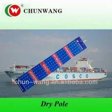 1KG/pcs Calcium Chloride Super Dry Pole Container Desiccant Bag