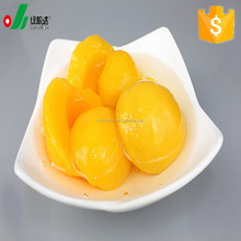 Canned Peaches sliced in tin & wholesale for USA