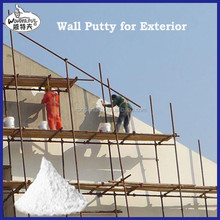 wall putty for exterior, good finish plaster for building coating