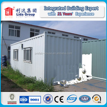 Lida shipping container house kit